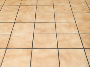 Tile & grout cleaning by A Cut Above Cleaning & Floor Care