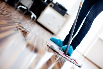 Floor Cleaning in Nebraska Indiana by A Cut Above Cleaning & Floor Care