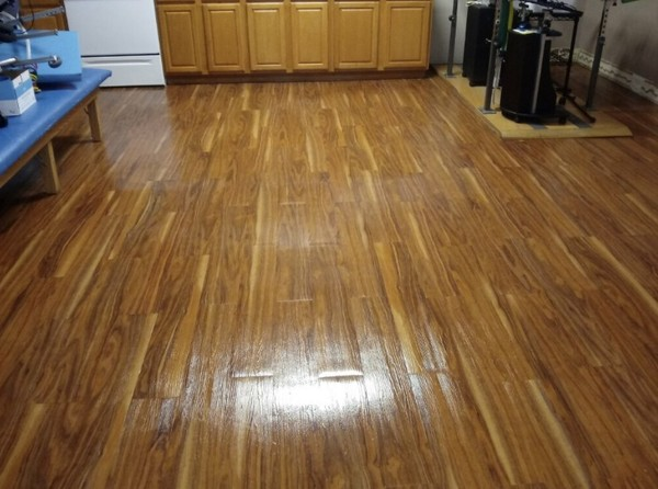 Wood Floor Cleaning in Columbus, IN (1)